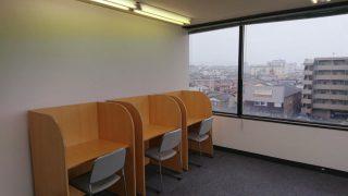 個別指導の学習塾Aceの第2教室兼自習スペースがプレオープン
